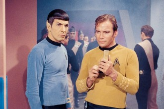 "Live long and prosper: Renewed TV series ""Star Trek"""